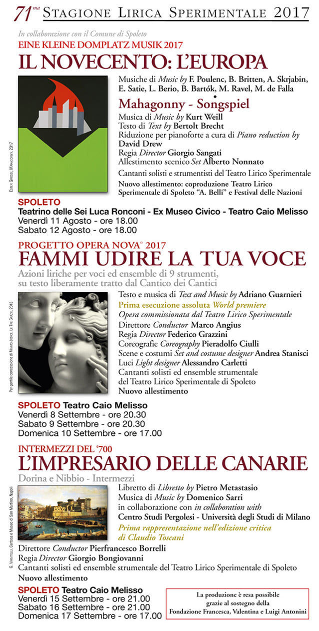 Stagione 2017 2 3